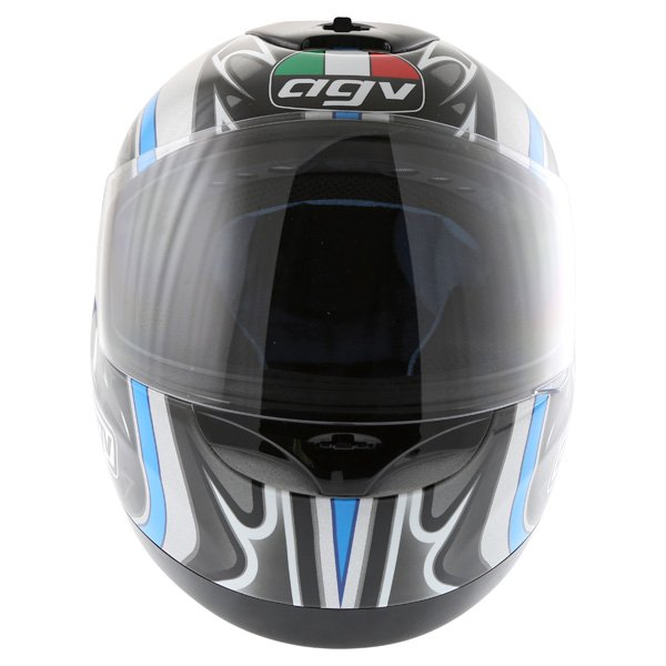 AGV K Series Orient Blue Helmet Front