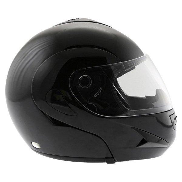 Arashi AH4192 888 Black Helmet Right Side