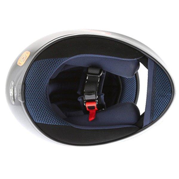 AGV K4 Black Helmet Inside