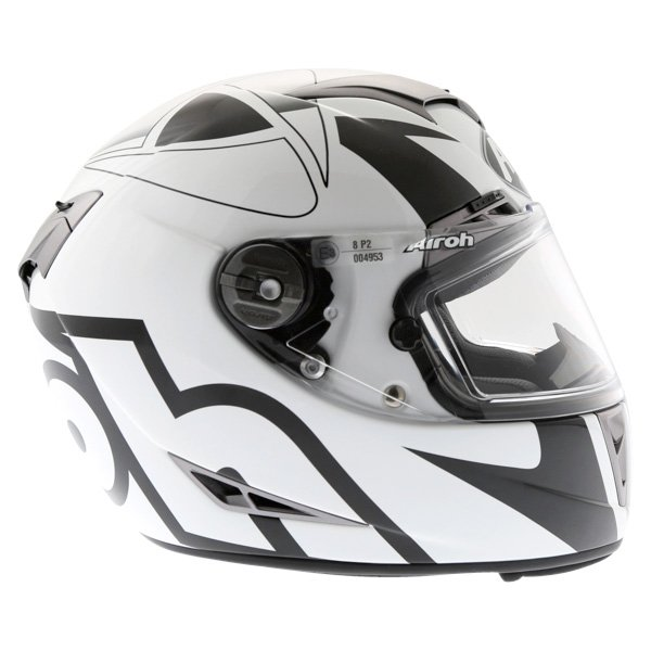 Airoh GP Millenium Helmet Right Side