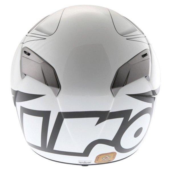 Airoh GP Millenium Helmet Back