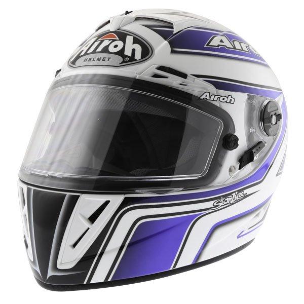Airoh GP Run Helmet Front Left