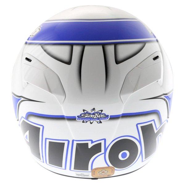 Airoh GP Run Helmet Back