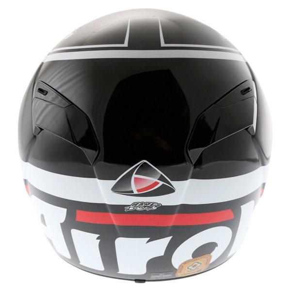 Airoh GP Racer Helmet Back