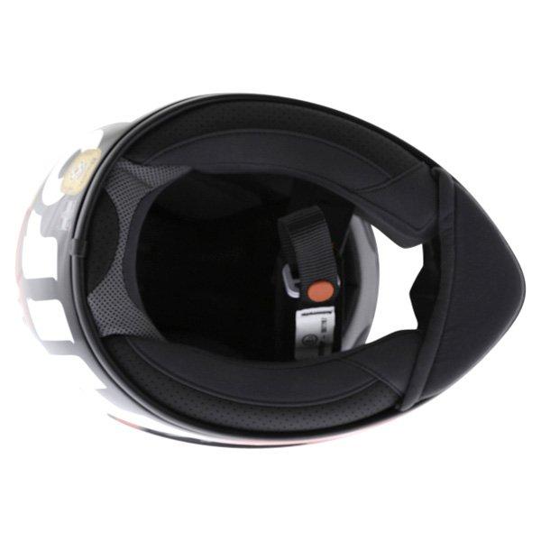 Airoh GP Racer Helmet Inside