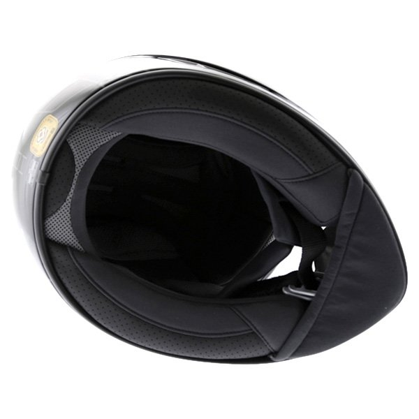 Airoh GP Shadow Black Helmet Inside