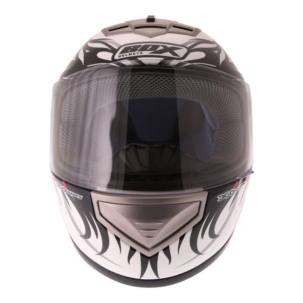 Box BX-1 Red Lion Helmet Front
