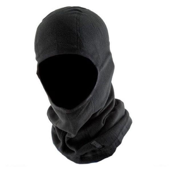 Light Thermal Balaclava Black Clothing
