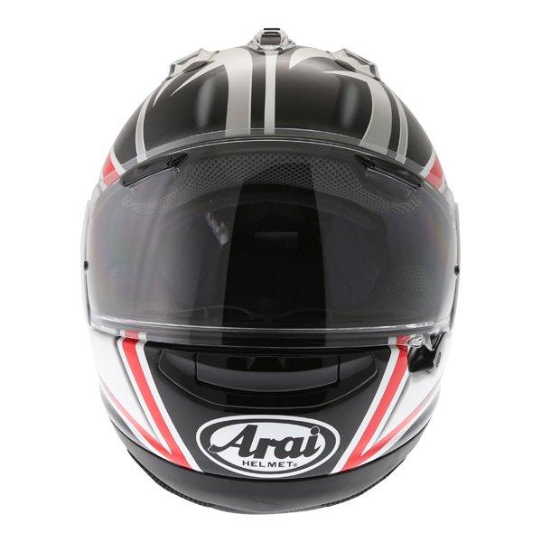 Arai RX-7V Nakano Full Face Motorcycle Helmet Front