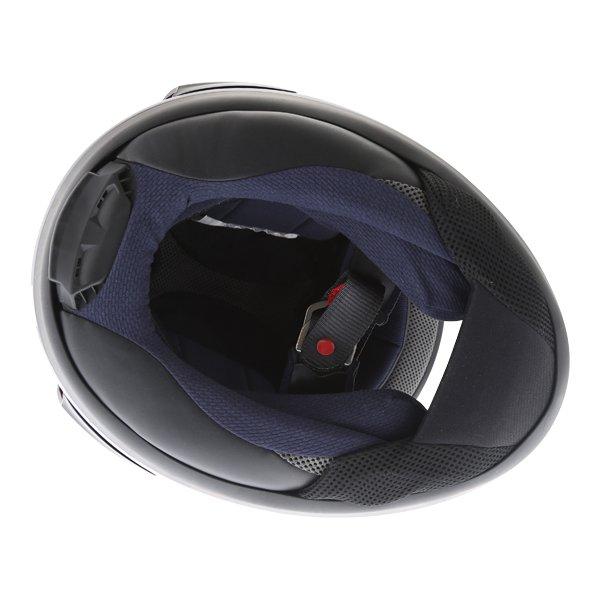 Arai RX-7V Nakano Full Face Motorcycle Helmet Inside
