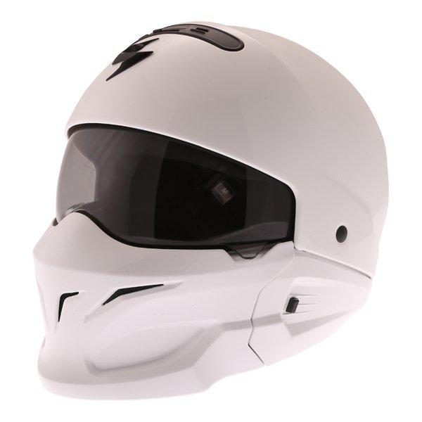 Exo Combat Helmet White