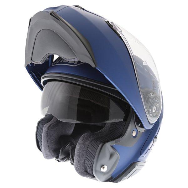 Neotec 2 Helmet Matt Blue Metallic