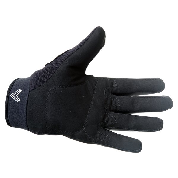 Frank Thomas Ridding Black Motorcycle Gloves Palm