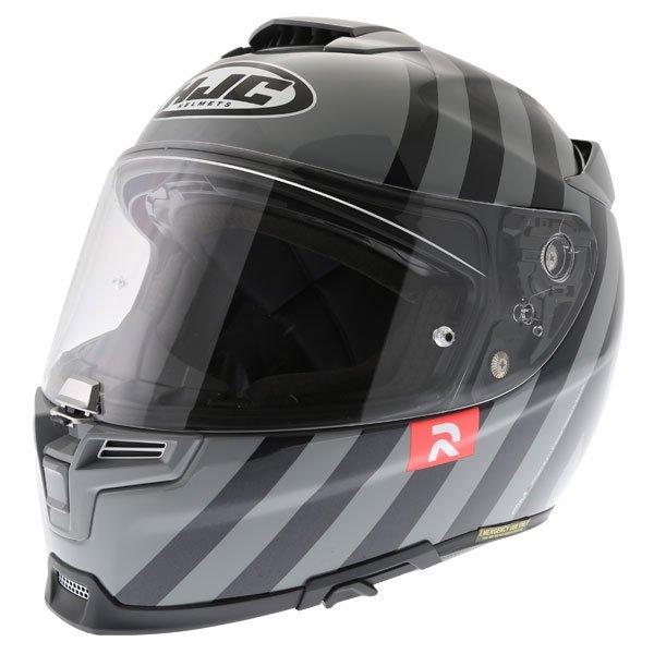 RPHA 70 Forvic Helmet Black
