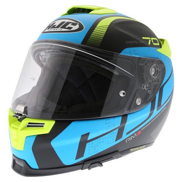 RPHA 70 Vias Helmet Blue