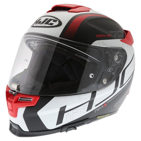 RPHA 70 Vias Helmet Red