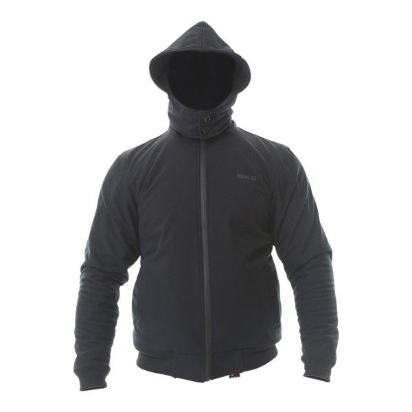 Double Tech Hoody Black BKS Clothing