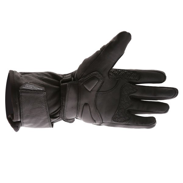 Frank Thomas 01-17 Waterproof Black Gloves Palm