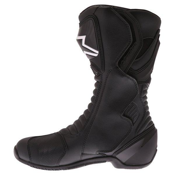 Alpinestars SMX 6 V2 Drystar Black Motorcycle Boots Inside leg