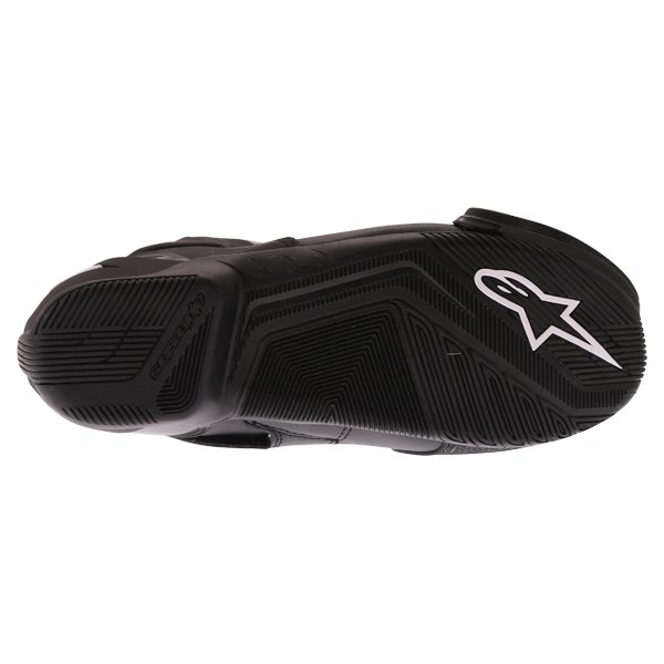 Alpinestars SMX 6 V2 Drystar Black Motorcycle Boots Sole
