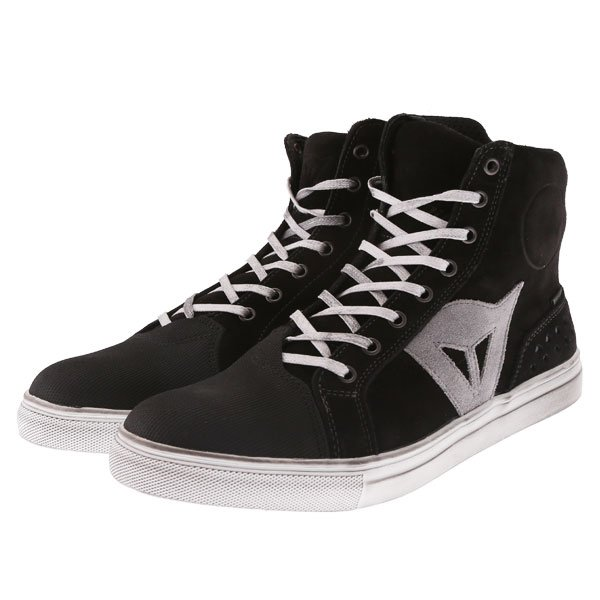 Street Biker D-WP Shoes Black Anthracite Dainese
