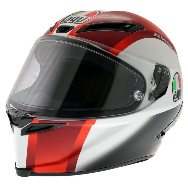 AGV Corsa-R Sic58 Full Face Motorcycle Helmet Front Left