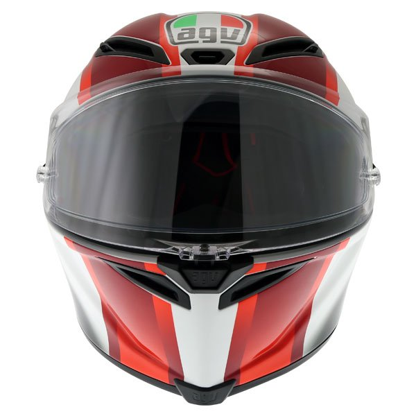 AGV Corsa-R Sic58 Full Face Motorcycle Helmet Front