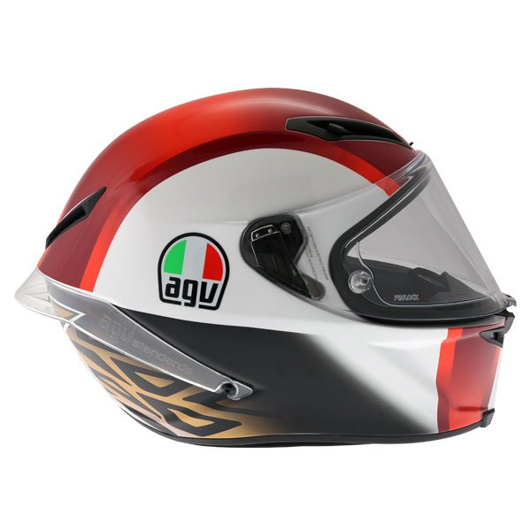 AGV Corsa-R Sic58 Full Face Motorcycle Helmet Right Side