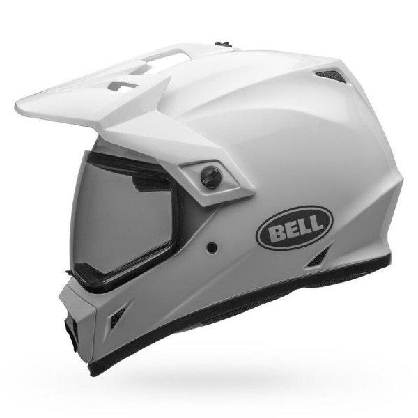 Bell MX-9 Adventure Mips Helmet White Size: XL