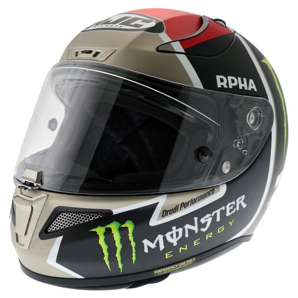 RPHA 11 Jonas Folger Helmet Monster Replica