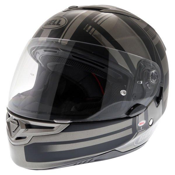 RS2 Tactical Helmet Matt Black Titanium Bell Helmets