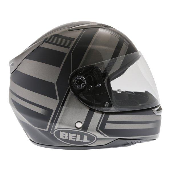 Bell RS2 Tactical Matt Black Titanium Full Face Motorcycle Helmet Right Side