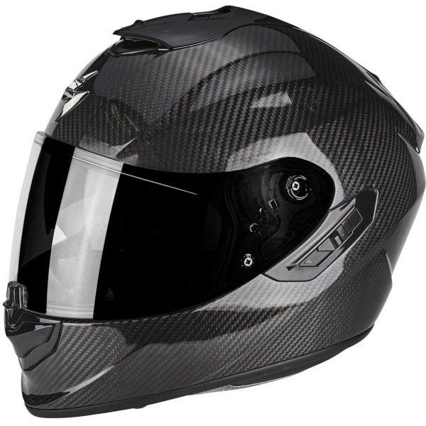 Exo 1400 Helmet Carbon Scorpion Helmets