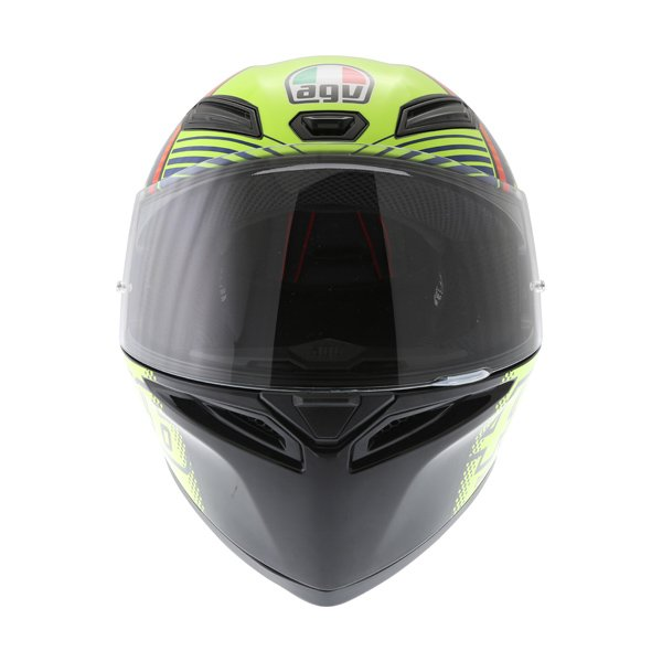 AGV K1 Soleluna 2015 Full Face Motorcycle Helmet Front