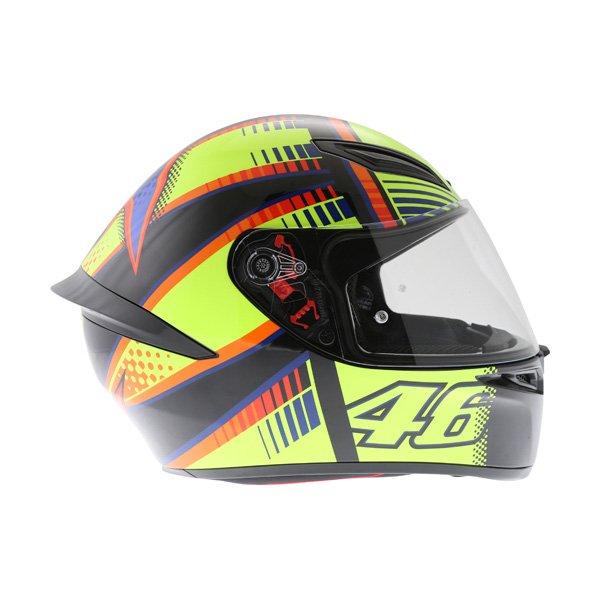 AGV K1 Soleluna 2015 Full Face Motorcycle Helmet Right Side