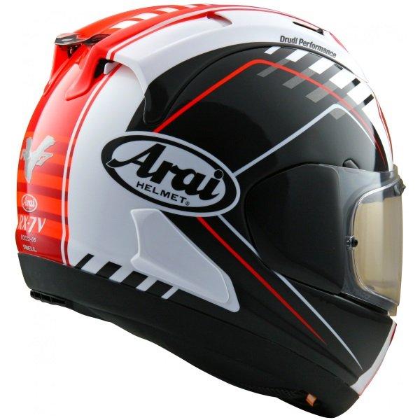 Arai RX-7V Rea Ltd Full Face Motorcycle Helmet Right Side
