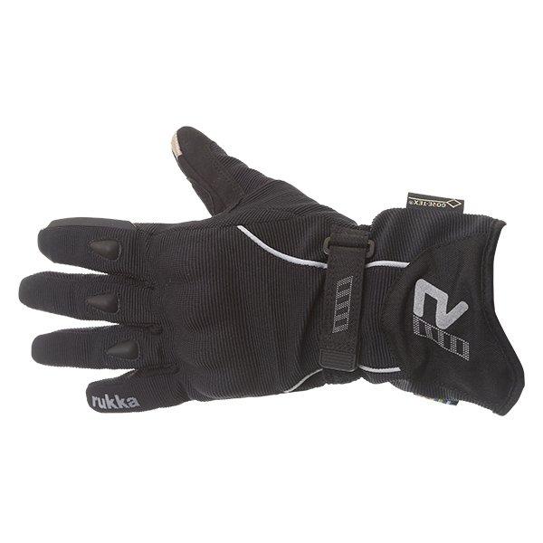 Suki Gloves Black Rukka Ladies
