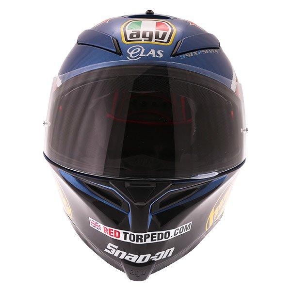 AGV K5-S Guy Martin 3some Full Face Motorcycle Helmet Front