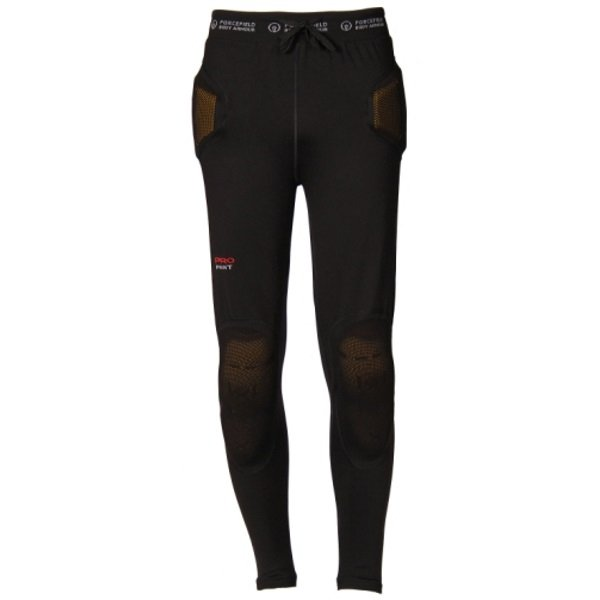 Forcefield Pro Black Pants With Isolator CE Level 2 Armour