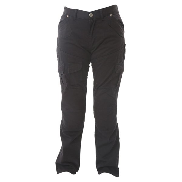 007 Cargo Jeans Black Red Route