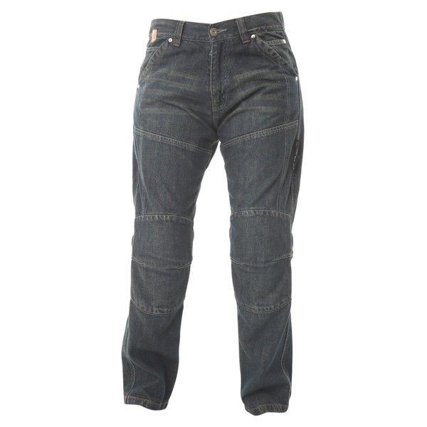 009 Ride Out Jeans Blue Ladies Denim Jeans