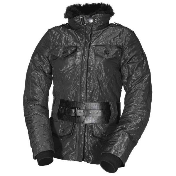 Maryland Jacket Black IXS Ladies