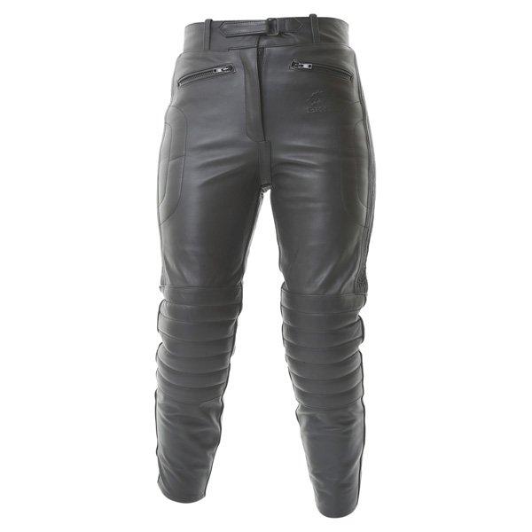 Steve 747 Short Jeans Black Ladies