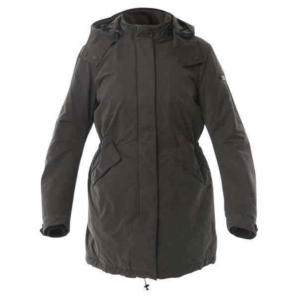 Parka Jacket Khaki IXS Clothing