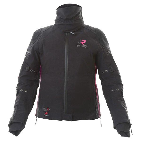 Suki Jacket Black Pink Rukka Ladies