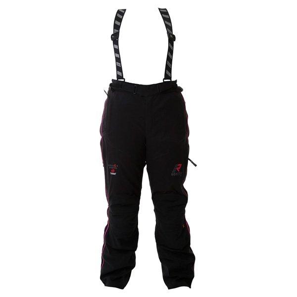 Suki Pants Black Pink Rukka Ladies