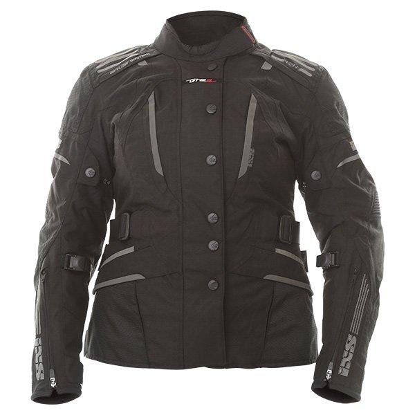 Nemesis Ladies Jacket Black IXS Clothing