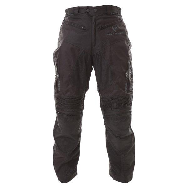 Mesh Ladies Pants Black Ladies Trousers