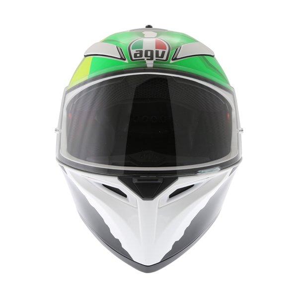 AGV K3 SV Morbidelli 2017 Full Face Motorcycle Helmet Front