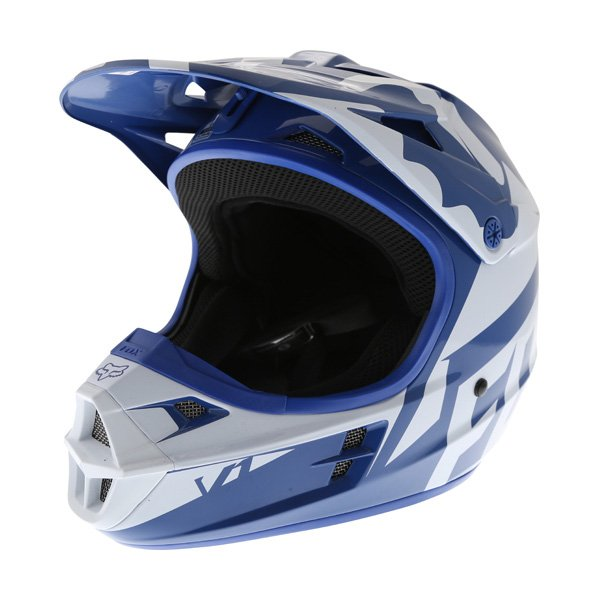 V1 Race Helmet Blue